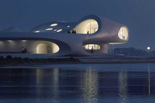 7 công trình ấn tượng nhất thế giới được đón đợi năm 2021