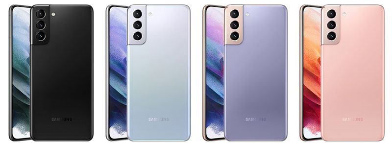 Samsung Galaxy S21 Plus 5G.