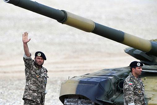 Quân đội Iran chặn đoàn xe của Mỹ tiến vào Syria