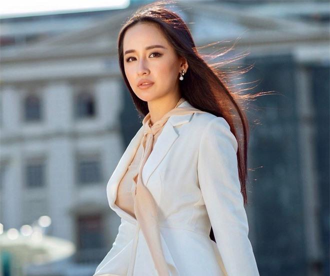 3 sao Việt họ Mai: Xinh đẹp, tài năng nhưng tình duyên trái ngược - Ảnh 1.