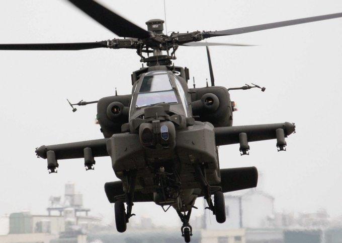Trực thăng tấn công AH-64E Apache Guardian. Ảnh: Boeing.