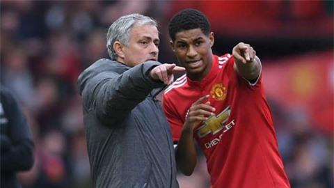 Mourinho phủ nhận cáo buộc của Rashford rằng ông dạy cầu thủ M.U cách kiếm phạt đền