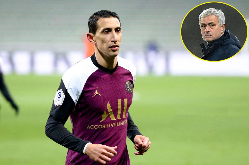 CHUYỂN NHƯỢNG (16/1): Mourinho muốn mua Di Maria, Celtic giảm giá bán 'cỗ máy ghi bàn' cho Arsenal