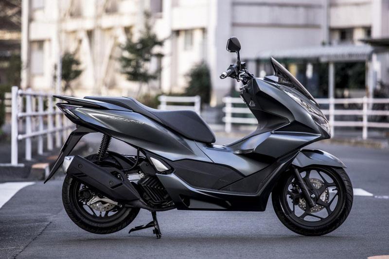 Cận cảnh xe ga Honda PCX 160 2021, giá hơn 70 triệu đồng