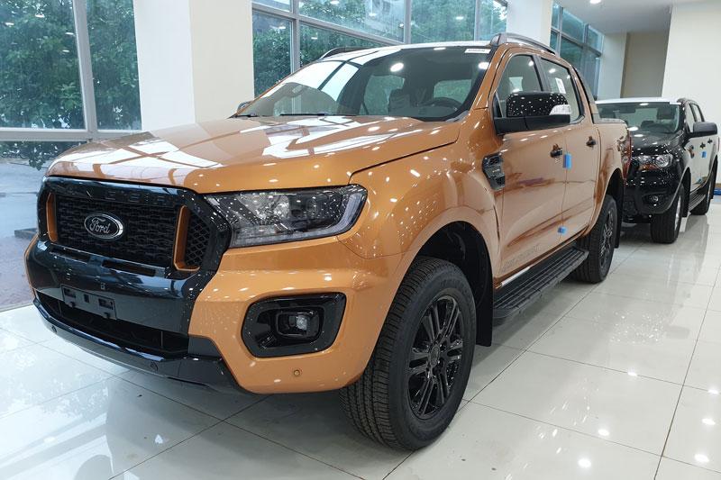 Bảng giá xe Ford tháng 1/2021: Giảm giá hấp dẫn