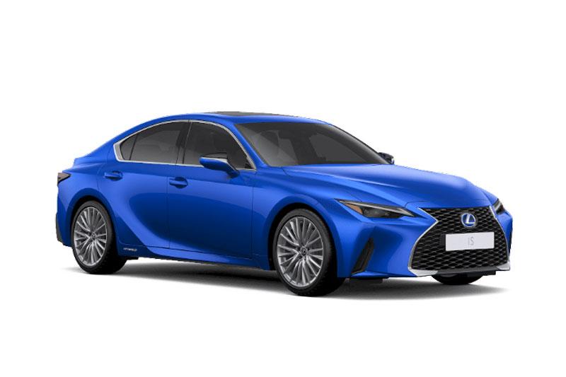Cận cảnh Lexus IS 2021 giá từ 2,130 tỷ đồng tại Việt Nam