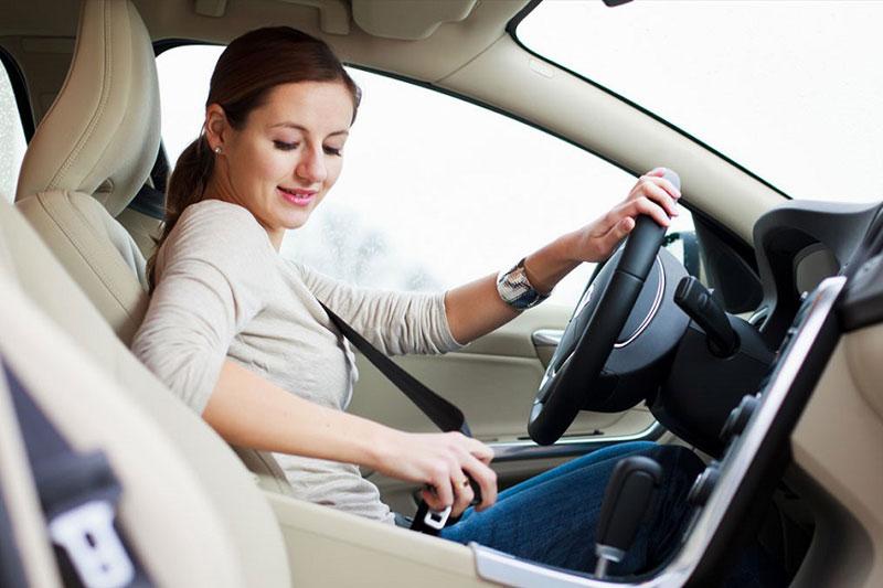 Làm thế nào để tránh đau lưng khi lái xe?