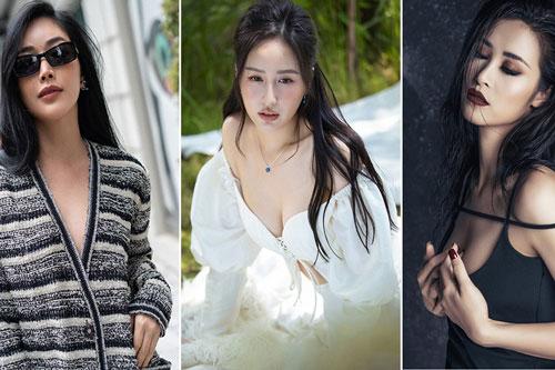 3 sao Việt họ Mai: Xinh đẹp, tài năng nhưng tình duyên trái ngược