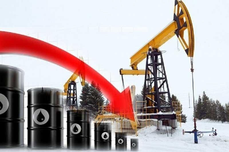 Giá xăng, dầu (16/1): Lao dốc