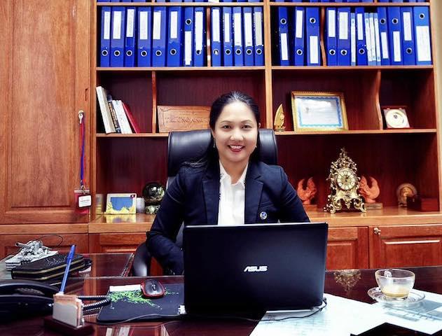 Luật sư Ngô Huỳnh Phương Thảo (Đoàn Luật sư TP.HCM).