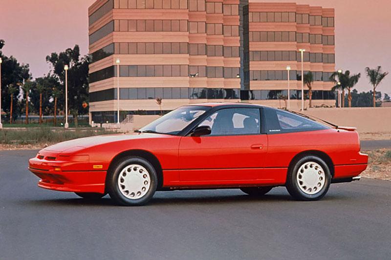 10. Nissan 240SX.