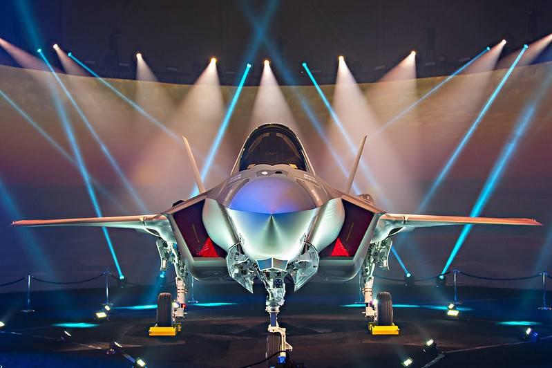 Tiêm kích tàng hình F-35 Lightning II của Mỹ. Ảnh: Breaking Defense.