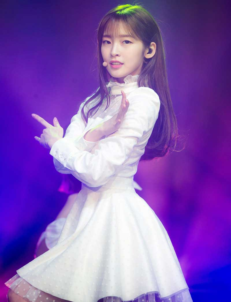 2. Arin (Oh My Girl).