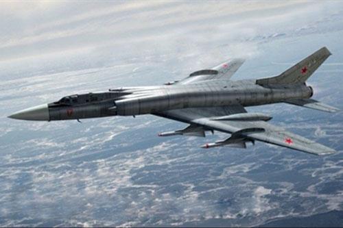 Tiêm kích thế hệ 6 Nhật Bản... giống Tu-128?