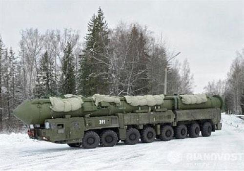 Công nghệ số khiến Lực lượng RVSN Nga nguy hiểm hơn