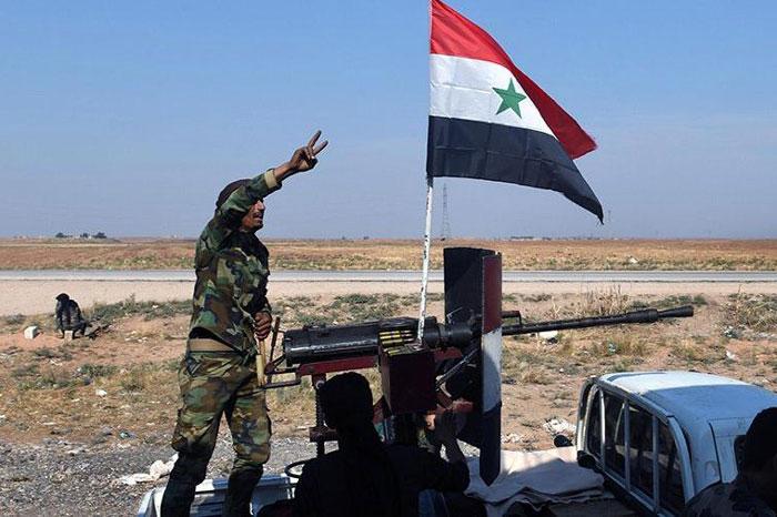 Quân đội Syria mở rộng vùng kiểm soát ở Idlib
