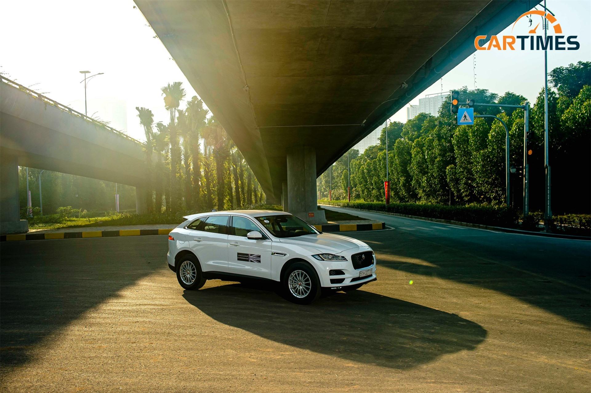 F-Pace là mẫu xe bán chạy nhất của Jaguar ở thời điểm hiện tại