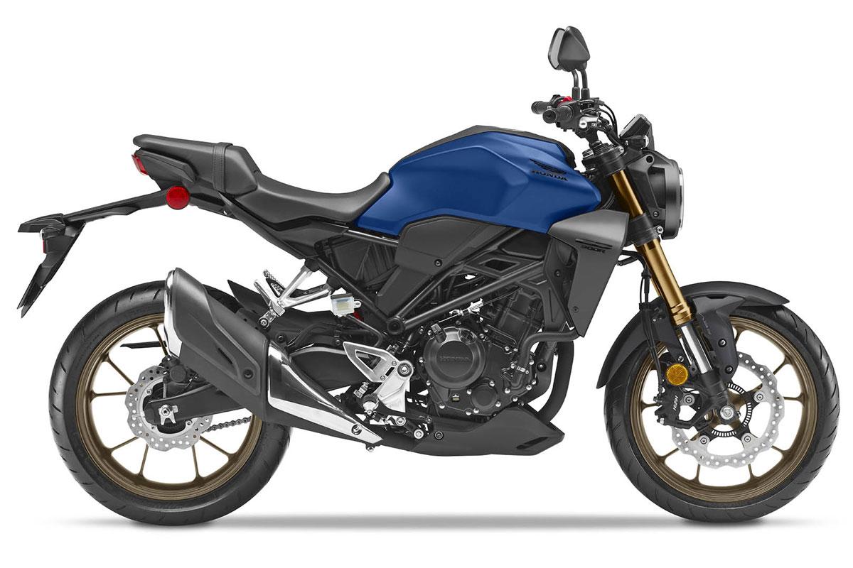 Chi tiết Honda CB300R 2021, giá gần 115 triệu đồng