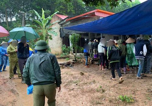 Phú Thọ: Người đàn ông ra tay sát hại 2 con nhỏ rồi tự tử