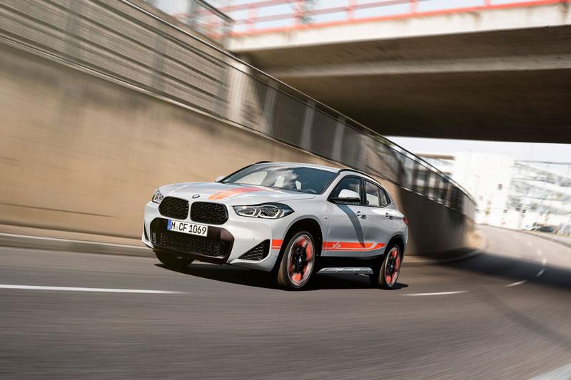 Ngắm BMW X2 phiên bản đặc biệt, giá gần 1,1 tỷ đồng