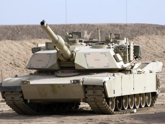 Xe tăng chiến đấu chủ lực M1A1 Abrams của Quân đội Mỹ. Ảnh: Topwar.