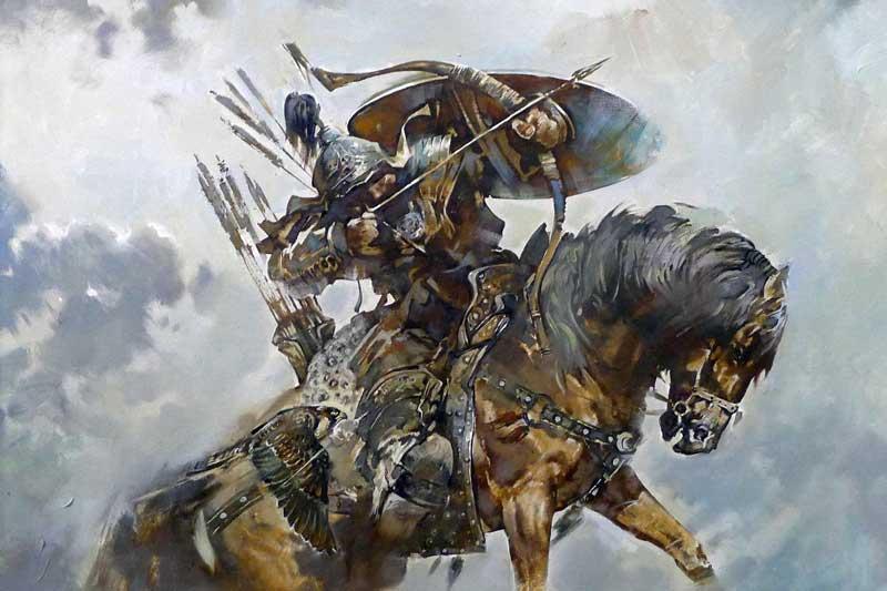 Hé lộ lai lịch bí ẩn của cung thủ giỏi nhất Mông Cổ, suýt đoạt mạng Thành Cát Tư Hãn