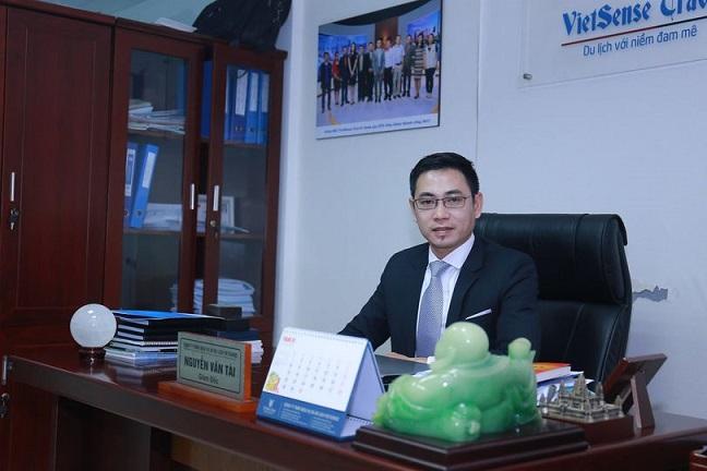 Giám đốc Nguyễn Văn Tài- Trung Tâm Đào tạo Du lịch PRATO