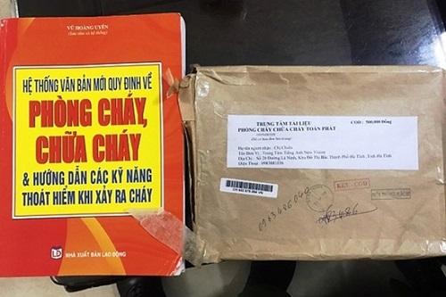 Bình Dương: Mạo danh công an lừa doanh nghiệp mua tài liệu, đóng tiền tập huấn