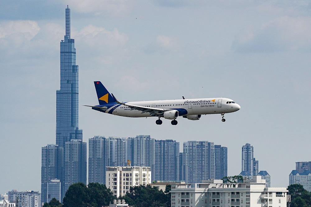 Các chuyến bay thương mại đầu tiên dự kiến sẽ cất cánh vào ngày 25/01/2021