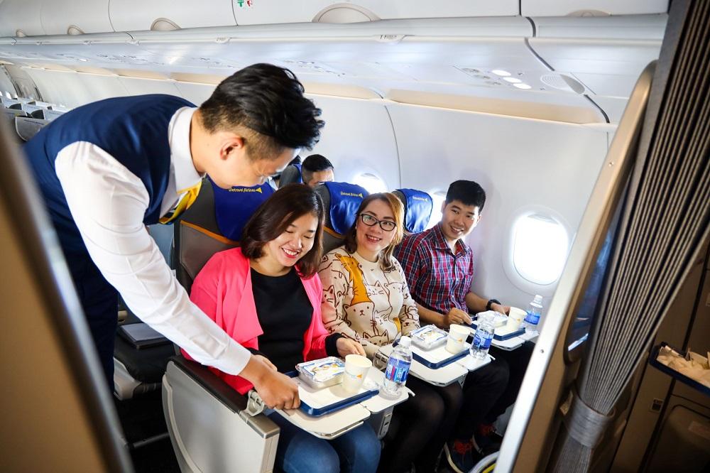 Vietravel Airlines dành nhiều ưu đãi để tri ân khách hàng trong dịp chính thức bay thương mại.