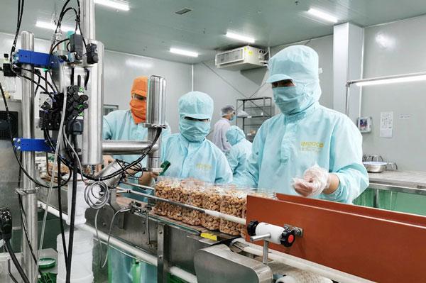 Kỳ vọng giảm chi phí cho doanh nghiệp thực phẩm