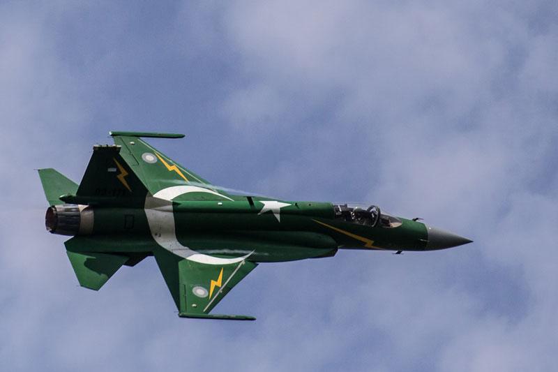 Tiêm kích JF-17.