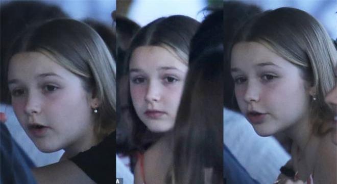 Vợ chồng Beckham diện đồ đôi đi ăn cùng 3 con ở Miami, riêng cậu cả Brooklyn vắng mặt vì bận mừng sinh nhật hôn thê tài phiệt 15