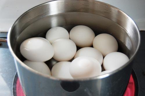 Sai lầm nghiêm trọng khi luộc trứng tuyệt đối không được mắc phải
