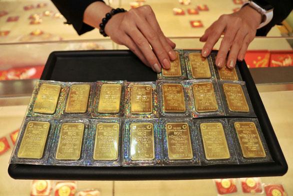 Giá vàng hôm nay (18/1): Tiếp tục giảm