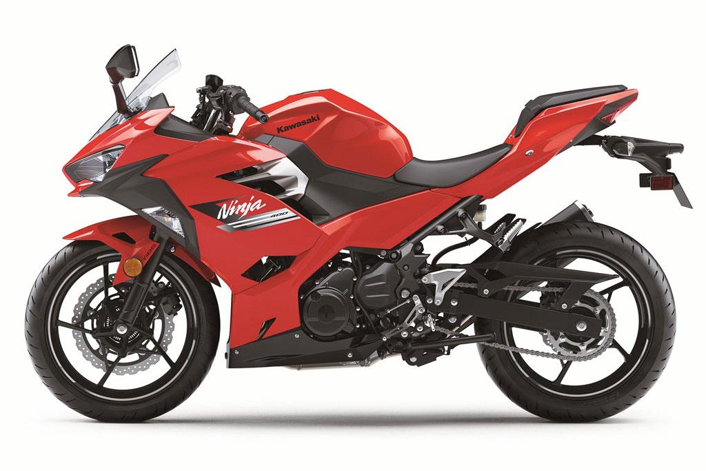 Khám phá Kawasaki Ninja 400 2021, giá gần 116 triệu đồng