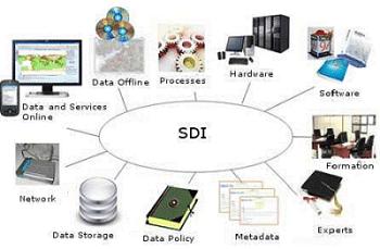 Xây dựng và phát triển hạ tầng dữ liệu không gian địa lý quốc gia