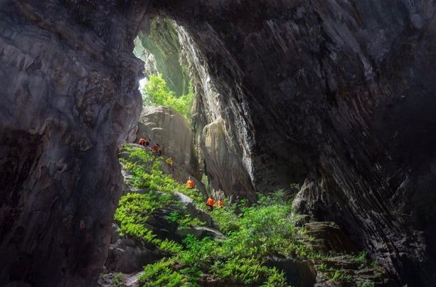 Hang PYGMY- một trong những hang động đưa vào tour du lịch mạo hiểm