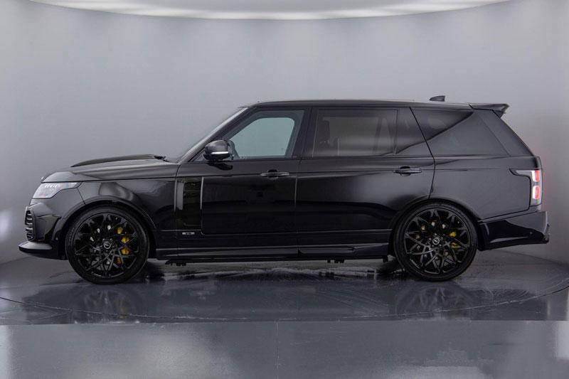 5. Land Rover Range Rover Overfinch Velocity.