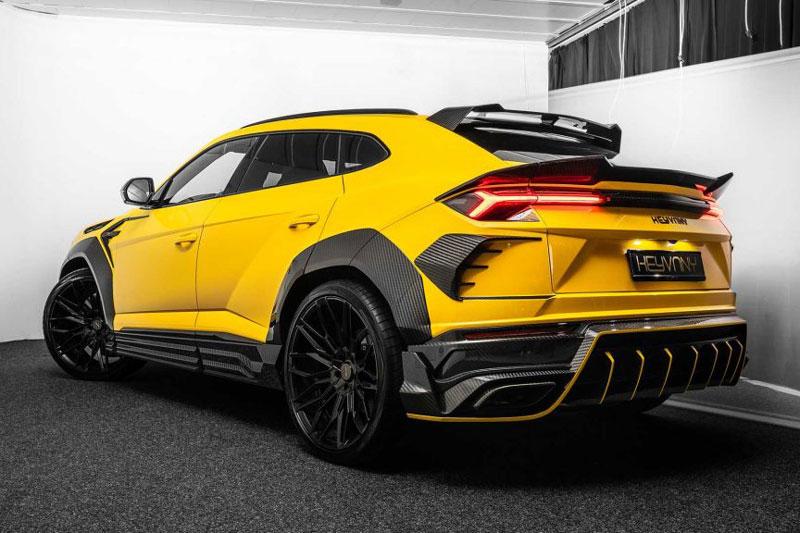 6. Lamborghini Urus Keyvany.
