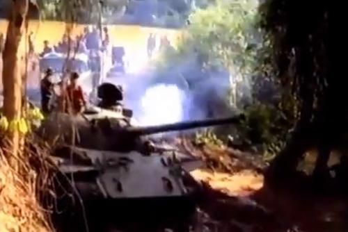 Báo Nga thừa nhận không thể cản bước xe tăng T-54 Việt Nam
