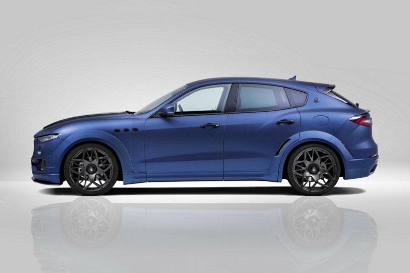 9. Maserati Levante Novitec Esteso.