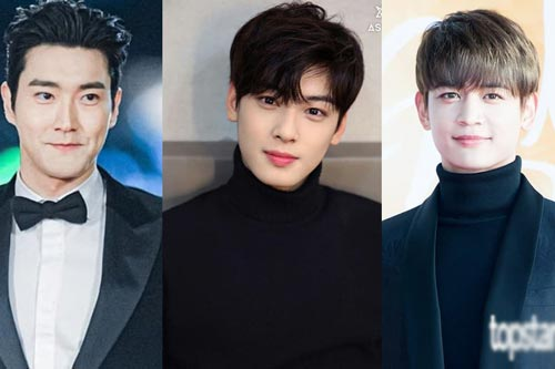 5 nam thần tượng Kpop đẹp trai từ 'trong trứng nước'