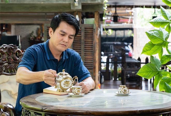 Cao Minh Đạt: Từng đòi bỏ nhà đi bụi, hai lần cưới hụt, tuổi 45 vẫn chưa có con - Ảnh 3.