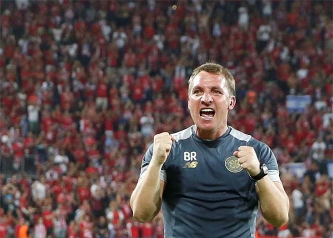 Thành công của Rodgers hôm nay là kết quả của rất nhiều nỗ lực trong quá khứ
