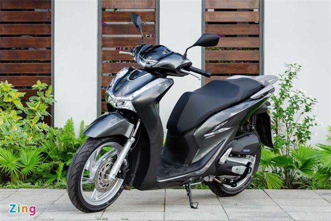 Honda SH 2020 doi gia gan 20 trieu dong tai TP.HCM anh 1