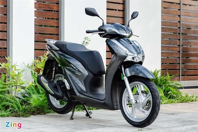 Honda SH 2020 doi gia gan 20 trieu dong tai TP.HCM anh 3