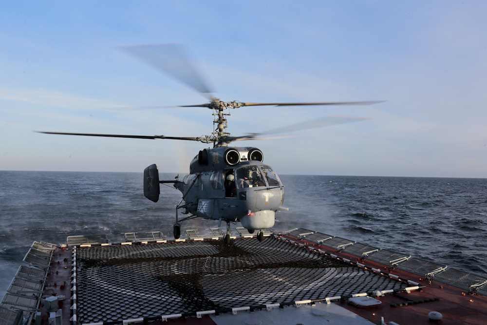 Các tàu sân bay trực thăng sẽ có vai trò rất quan trọng đối với Hải quân Nga. Ảnh: The Drive.