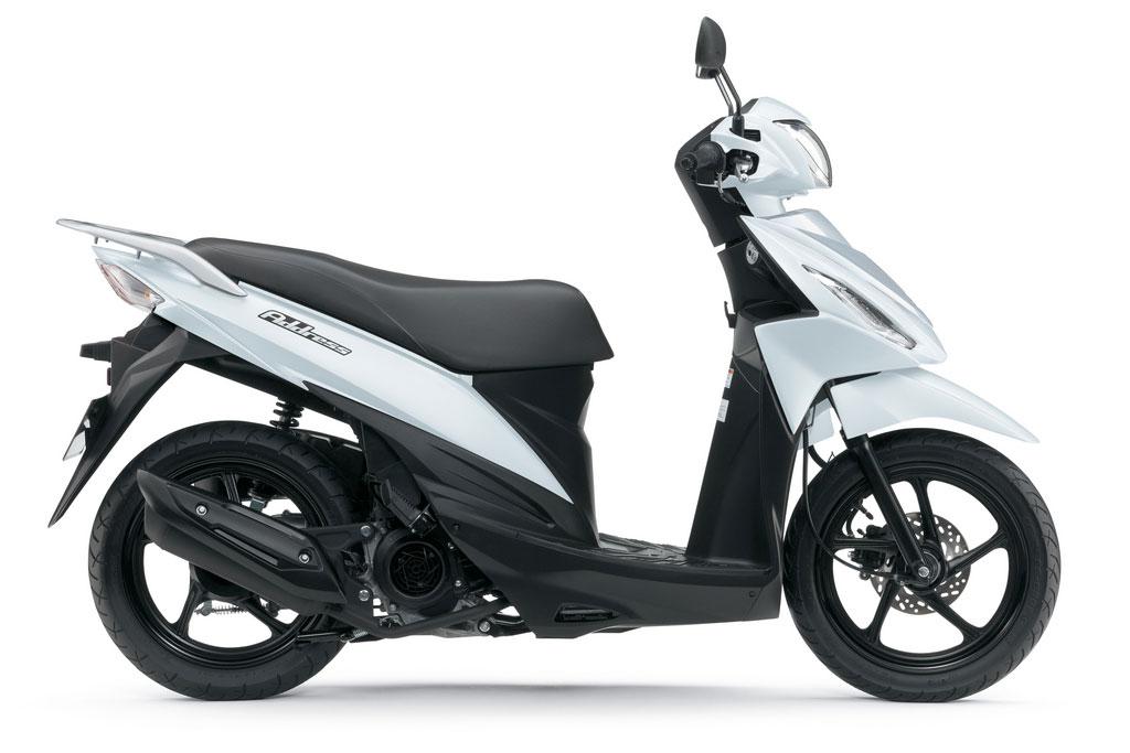 Suzuki Address 110 Fi 2021.