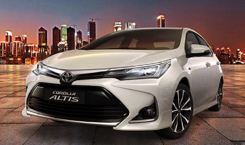 Toyota Corolla Altis 2021 bán ra tại Đông Nam Á, giá từ 642 triệu đồng
